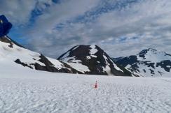 A glaciar