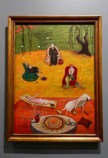 """""""Heat"""" by Florine Stettheimer"""